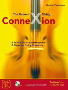 Gunther Tiedemann: The Groove String ConneXion, Noten