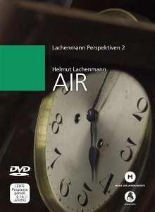 Helmut Lachenmann: Air (DVD), Noten