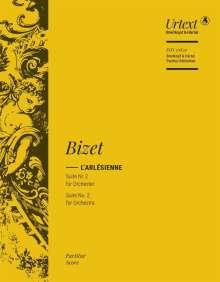 Georges Bizet (1838-1875): L'Arlésienne Suite Nr. 2, Noten
