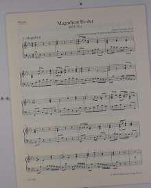 Johann Sebastian Bach (1685-1750): Magnificat Es-Dur BWV 243a, Noten