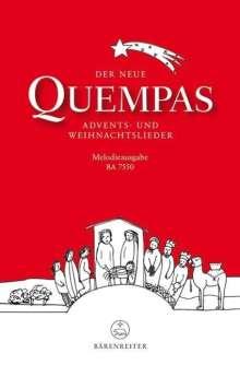 Der neue Quempas, Instrumentalquartett, Noten