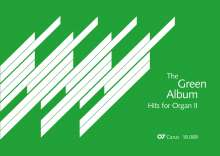 The Green Album. Hits for Organ II, Noten