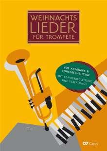 Weihnachtslieder für Trompete, Noten
