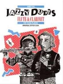 James Rae: Jazzy Duets für Flöte und Klarinette, Noten