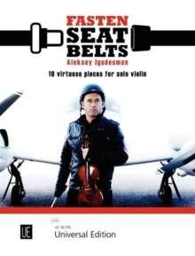 Aleksey Igudesman: Fasten Seatbelts für Violine, Noten