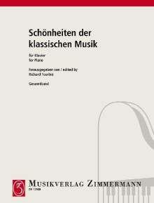 Schönheiten der klassischen Musik kplt. für Klavier, Noten