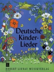 Deutsche Kinderlieder, Noten