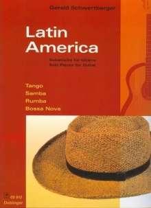 Gerald Schwertberger: Latin America, Noten