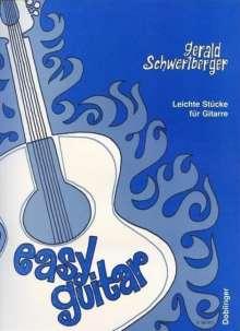 Gerald Schwertberger: Easy Guitar, Noten
