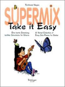 Verschiedene: Supermix 2 -  Take it Easy, Noten