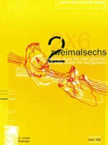 Rainer Falk: Zweimalsechs (2 x 6), Noten