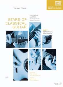 Diverse: Stars of Classical Guitar 1, Noten