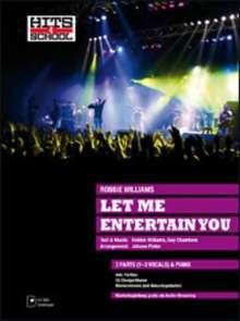 Robbie Williams: Let me entertain you, Noten