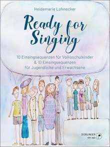 Ready for Singing, Buch