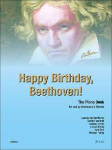 Happy Birthday, Beethoven!, Noten