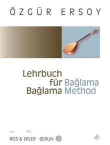 Özgür Ersoy: Lehrbuch für Baglama / Baglama Method, Noten