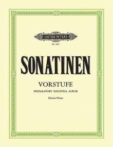 Verschiedene: Sonatinen-Vorstufe, Noten
