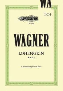 Richard Wagner (1813-1883): Lohengrin (Oper in 3 Akten) WWV 75, Noten