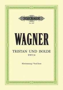 Richard Wagner: Tristan und Isolde (Oper in 3 Akten) WWV 90, Noten