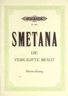 Die verkaufte Braut (1863/65), Noten