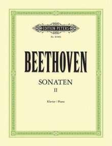 Ludwig van Beethoven: Sonaten für Klavier - Band 2, Noten