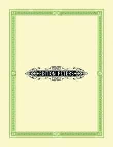 Gottschalk:Kreolische & Karibische Klavierstücke, Noten