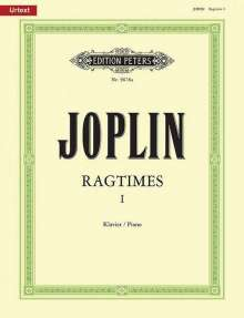 Scott Joplin (1868-1917): Ragtimes - Band 1 (1899-1906), Noten