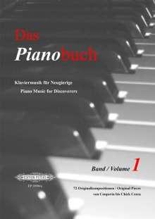 Verschiedene: Das Pianobuch, Band 1, Noten