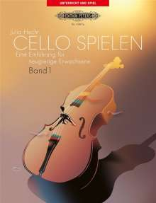 Julia Hecht: Cello spielen, Band 1, Noten