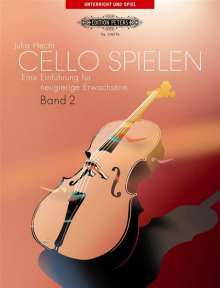 Julia Hecht: Cello spielen, Band 2, Noten