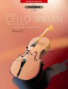 Julia Hecht: Cello spielen, Band 2, Noten