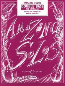 Amazing Solos, Noten