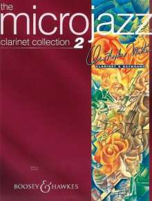 Christopher Norton: Microjazz Clarinet Collection, Noten