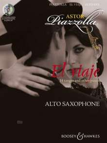 Astor Piazzolla (1921-1992): El viaje, Noten