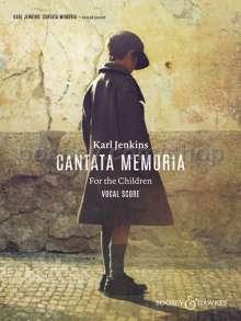 Karl Jenkins: Cantata Memoria, Noten