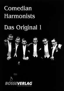 Comedian Harmonists - Das Original (Band 1), Noten