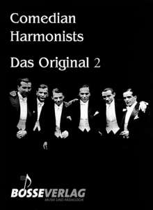 Comedian Harmonists - Das Original (Band 2), Noten
