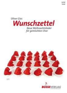 Oliver Gies: Wunschzettel, Noten