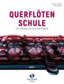 Gundel Huschka: Querflötenschule Band 1, Noten