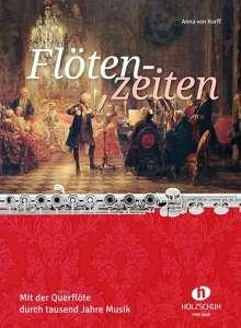 Anna von Korff: Flötenzeiten, Noten