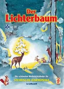 Karl Kiermaier: Der Lichterbaum, Noten