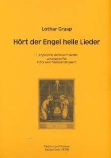 Lothar Graap: Hört der Engel helle Lieder, Noten
