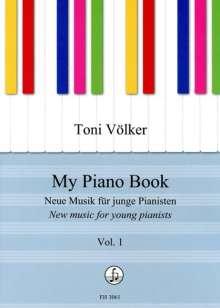 Toni Völker: My Piano Book, Noten