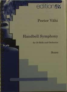 Peeter Vähi: Handbell Symphony, Noten