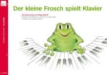 Wolfgang Roloff: Der kleine Frosch spielt Klavier, Noten