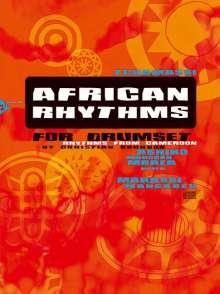 Christian Bourdon: African Rhythms for Drumset, Noten