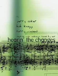 Jerry Coker: Hearin' The Changes, Noten