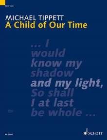 Michael Tippett: A Child of Our Time (1939-1941), Noten