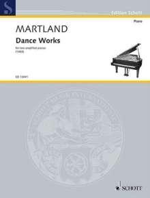 Steve Martland: Dance Works, Noten