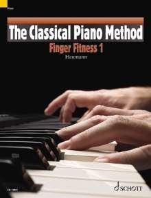 Hans-Günter Heumann: The Classical Piano Method Finger Fitness 1, Noten